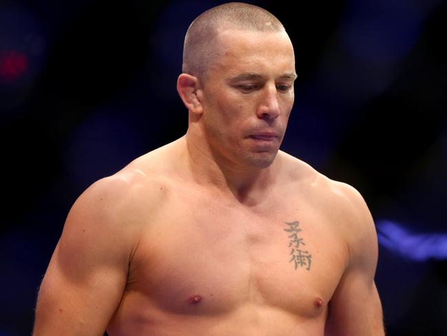 Georges St-Pierre might come out of retirement to fight Khabib.