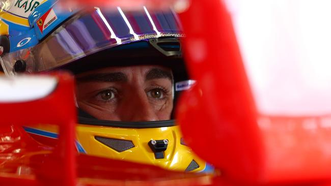 How long will Alonso place his faith in Ferrari?