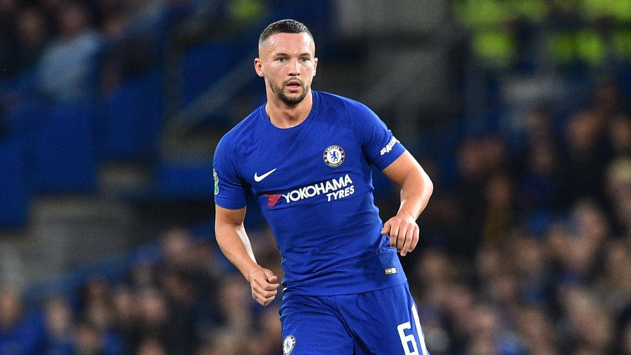 Danny Drinkwater's time at Chelsea may come to a premature end.