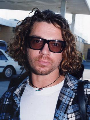 Michael Hutchence was found dead at the Ritz-Carlton. Picture: Kevin Bull