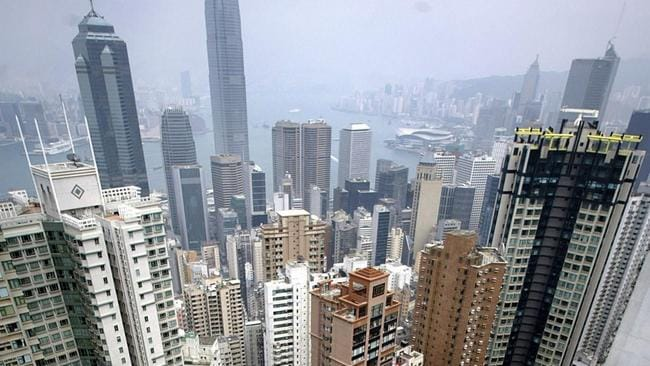 Land starved Hong Kong was the only international city more unaffordable than Sydney.