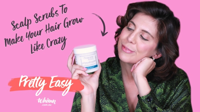 Pretty Easy: Scalp Scrubs That Will Make Your Hair Grow Like Crazy