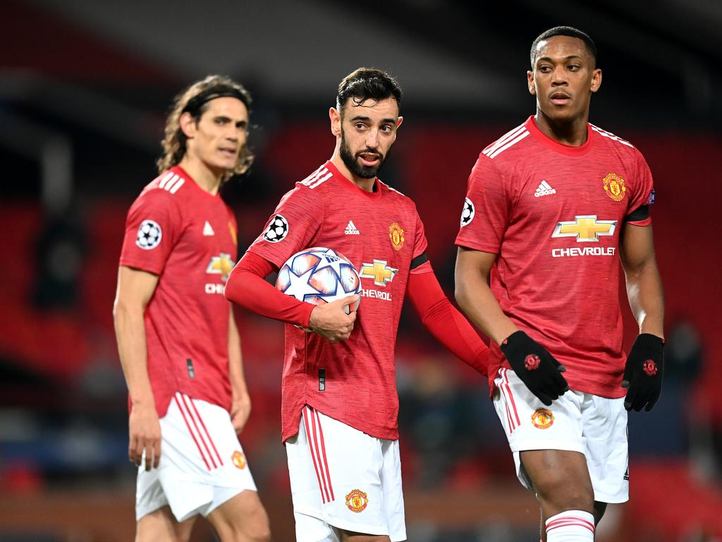 Manchester United v Ä°stanbul Basaksehir: Group H - UEFA Champions League