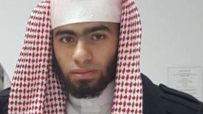 Isaac El Matari, now 20, was one of three men arrested in Sydney this week during anti-terror raids.