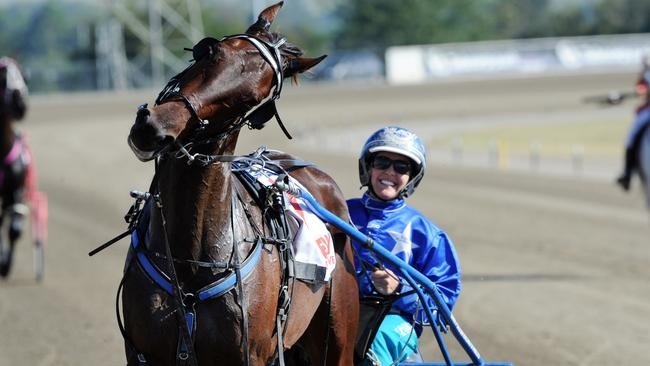Menangle Park will host the $1m Final on May 31 next year. Picture: Simon Bullard