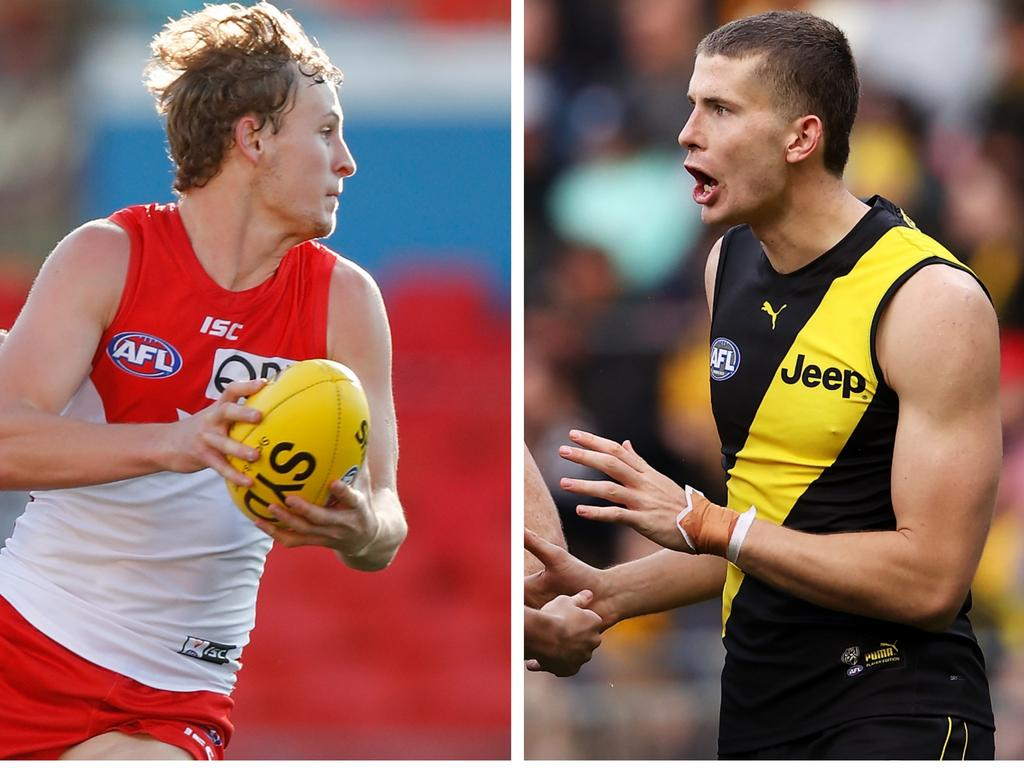 Get the latest AFL player movement news inTrade Whispers!