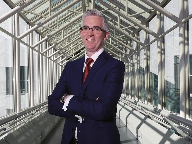 Ultimate Insider: David Speers is joining the ABC after 19 years with Sky. Picture: Gary Ramage