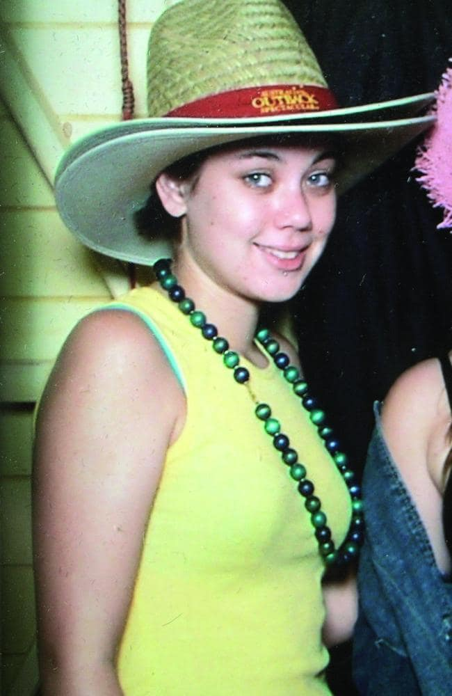 Bianca Girven, 22, was killed by her boyfriend in 2010. Picture: Supplied