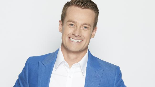 Grant Denyer announced Family Feud would be ending on Monday. Picture: Network 10.