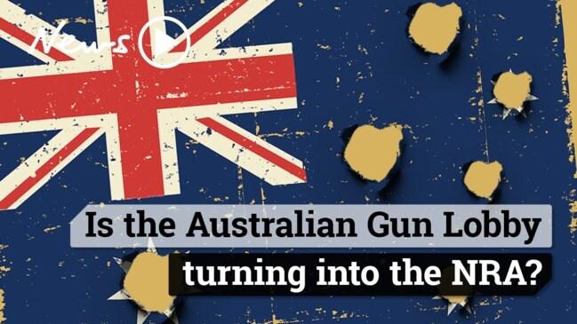Australian Gun Lobby: Is it turning into the NRA?