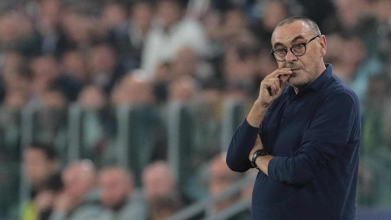 Sarri is no stranger to controversy — and hooking Ronaldo is certainly controversial