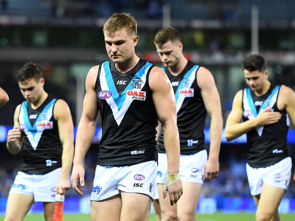 AFL finals: Port Adelaide Power ...