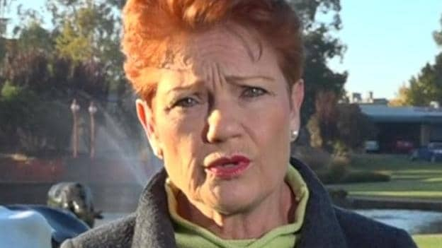 Pauline Hanson's furious Today show ratings burn: 'Bring back Karl'