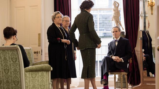 Phantom Thread is widely expected to win the Oscar for Best Costume Design