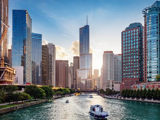 There will now be a direct flight from Australia to Chicago from April 2020.