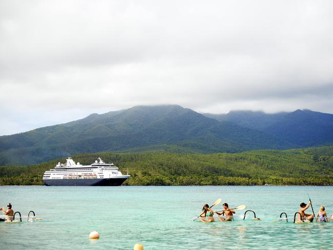 Consider a cruise over Easter. Picture: P&O Cruises