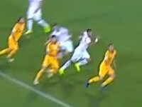 Syrian penalty puts Australia to sword.