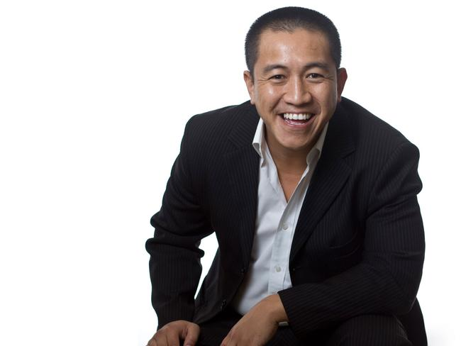Loved funnyman ... comedian Anh Do is one of Australia's most loved celebrities, according to an annual ranking.