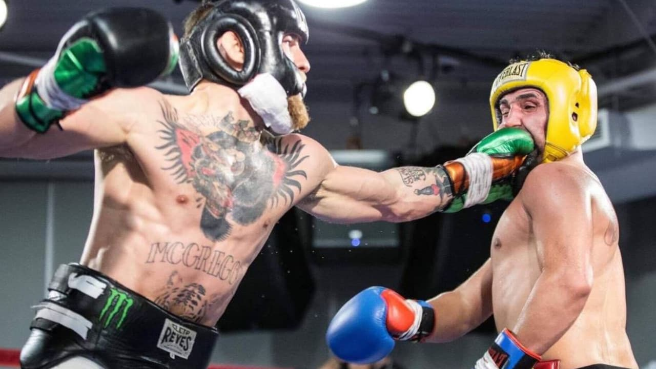 McGregor says that the sparring session was not good for Malignaggi. Source: @TheNotoriousMMA