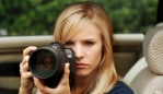 Veronica Mars getting her spy on.