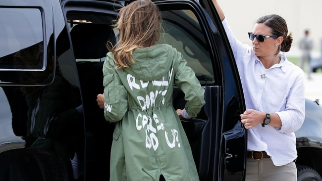 #Jacketgate Image: Getty.