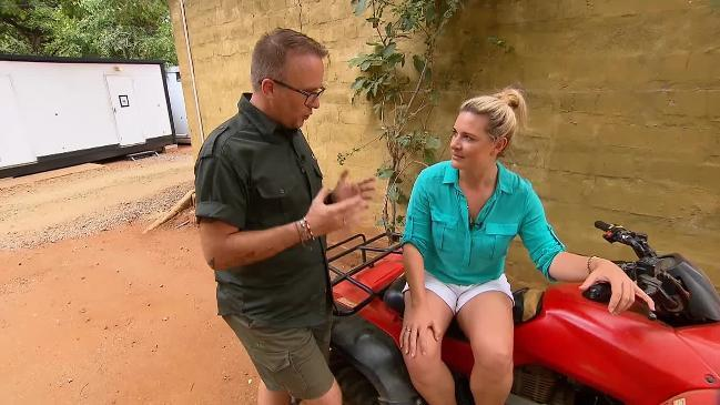 Jmo chats with the I'm a Celebrity...Get Me Out of Here! medical team