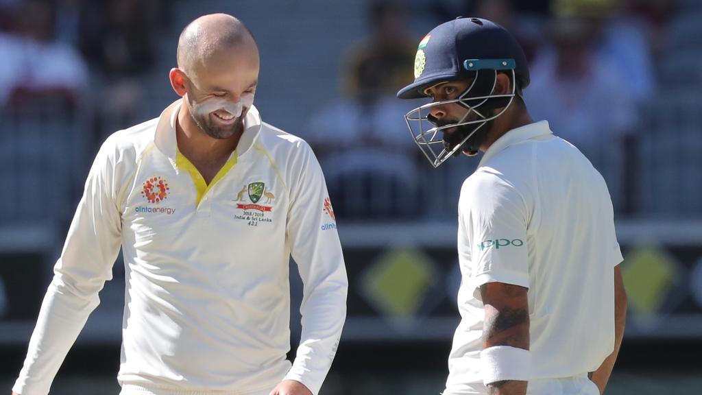 Nathan Lyon, Virat Kohli wicket: Australian spinner continues ...