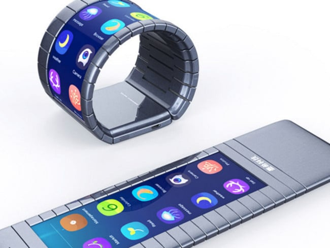 Is this the future of smartphone design?