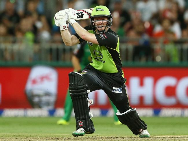 Eoin Morgan has played in three Thunder campaigns.