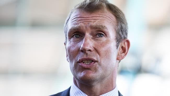 NSW Education Minister Rob Stokes has been asked to intervene. Picture: Jenny Evans