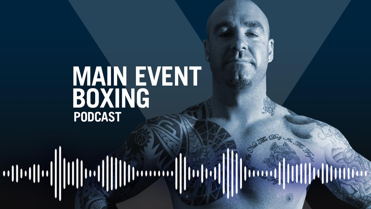 The Main Event Boxing Podcast: Lucas Browne chats to Ben Damon.
