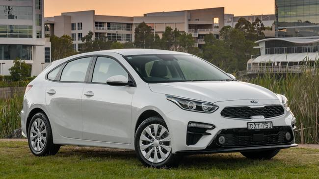 Kia is hoping to keep moving the Cerato in big numbers.