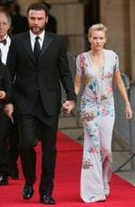 Liev Schreiber and actress Naomi Watts attend the Metropolitan Opera 2006-2007 season opening night on September 25, 2006 in New York City. Picture: Getty