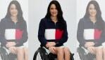 Lauren Parker is an inspiration to us. Image: Supplied, Tommy Hilfiger Adaptive Range at The Iconic