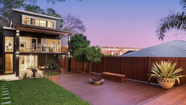 Teneriffe is set to become the first Brisbane suburb to hit the $2 million median mark. Picture: Supplied