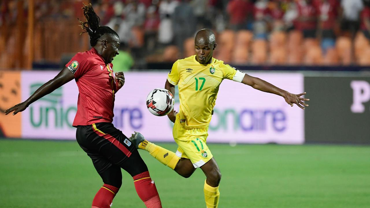 Knowledge Musona was actually one of Zimbabwe's best players