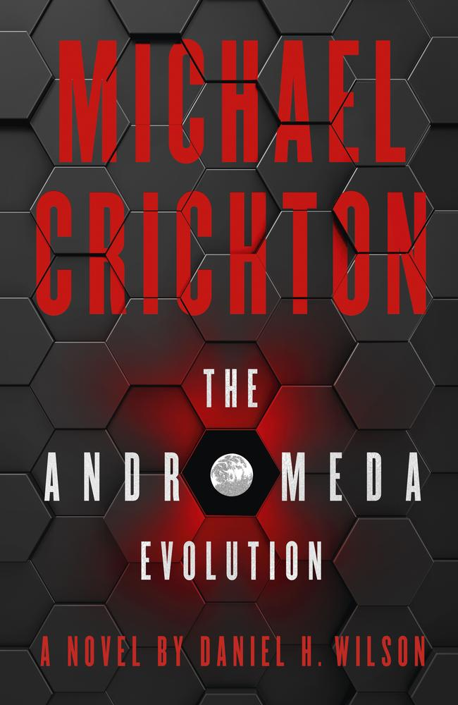 The Andromeda Evolution, by Daniel H Wilson, in the style of Michael Crichton.