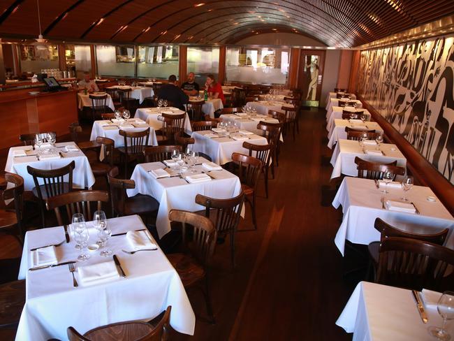 Bistro Moncur Private Dining Room