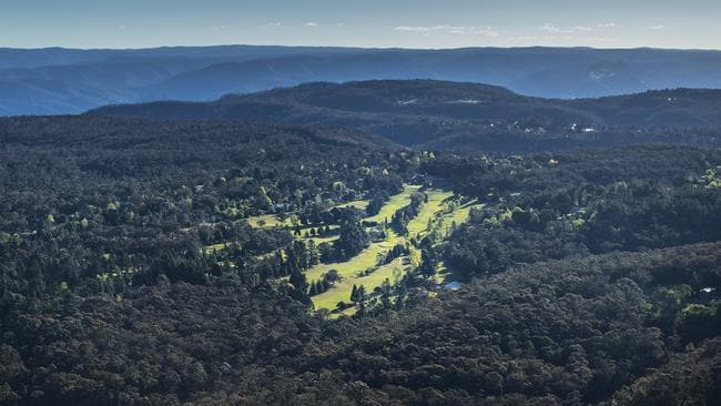 Blackheath is the highest village in the Blue Mountains. Picture: Destination NSW
