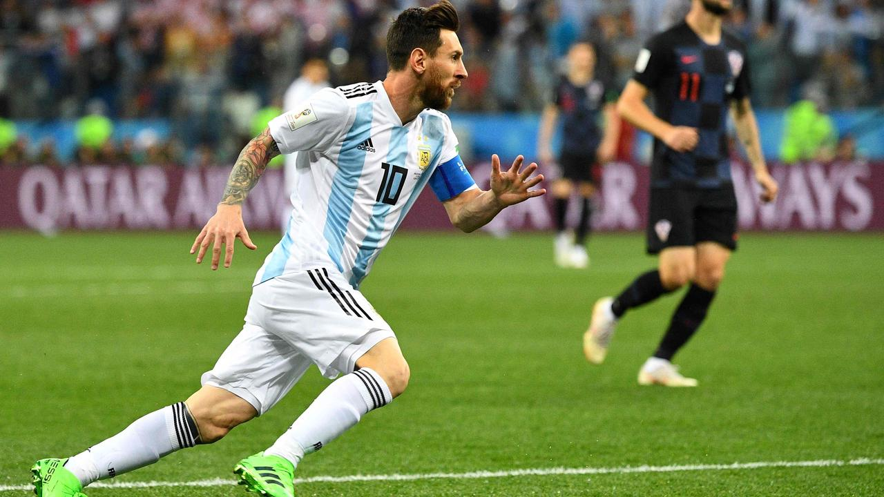 World Cup 2018 Corruption Not Messi To Blame For Argentina S Plight