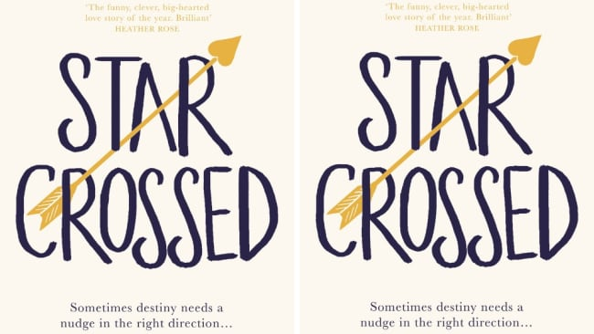 Star-Crossed is out now. Image: Penguin Books