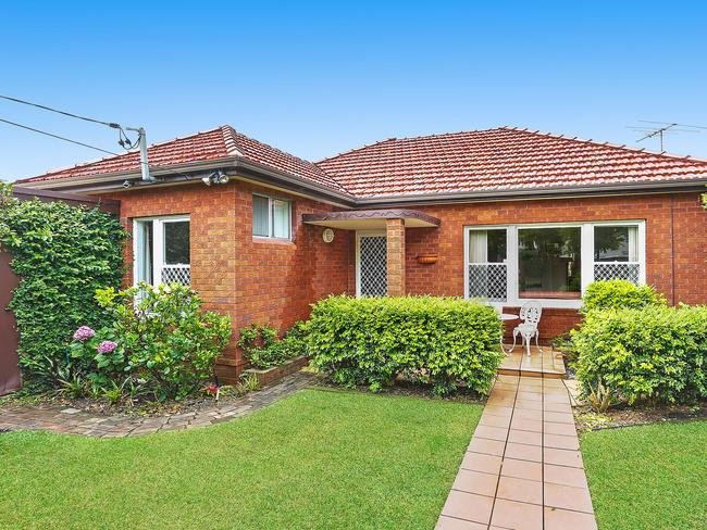 The home at 80 Moverly Road, Maroubra sold for $2.2 million.