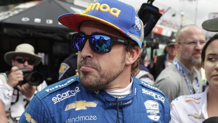 Upset as Fernando Alonso fails to qualify for Indy 500