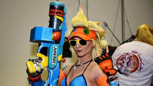 Townsville Magneticon: Hundreds attend largest cosplay and