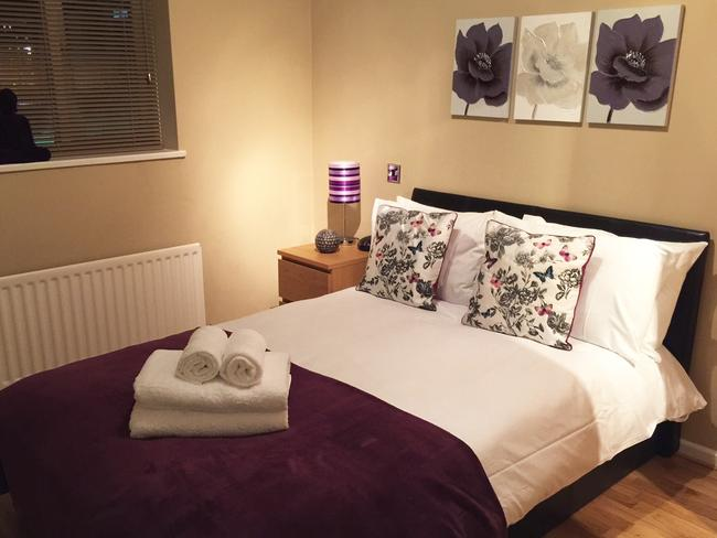 Simply Serviced Apartments in London. Picture: Supplied
