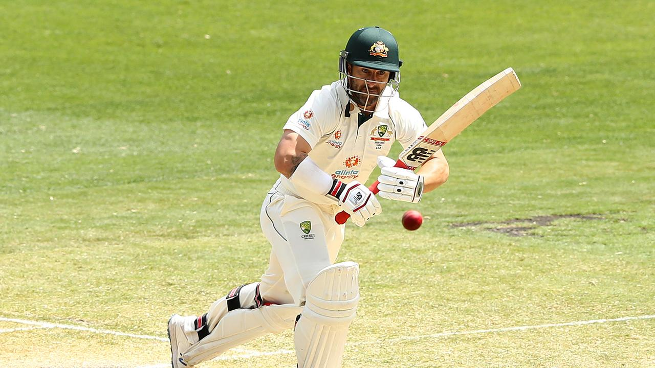 Matthew Wade was one of Australia's better performers.