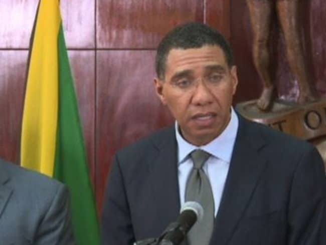 Jamaican PM Andrew Holness has declared a state of emergency.