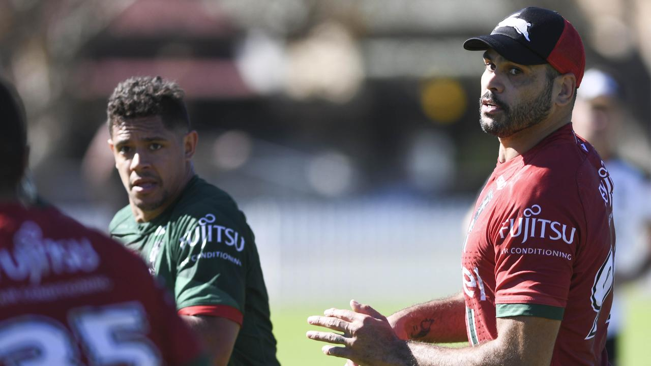 Dane Gagai is excited at the prospect of playing outside Greg Inglis.
