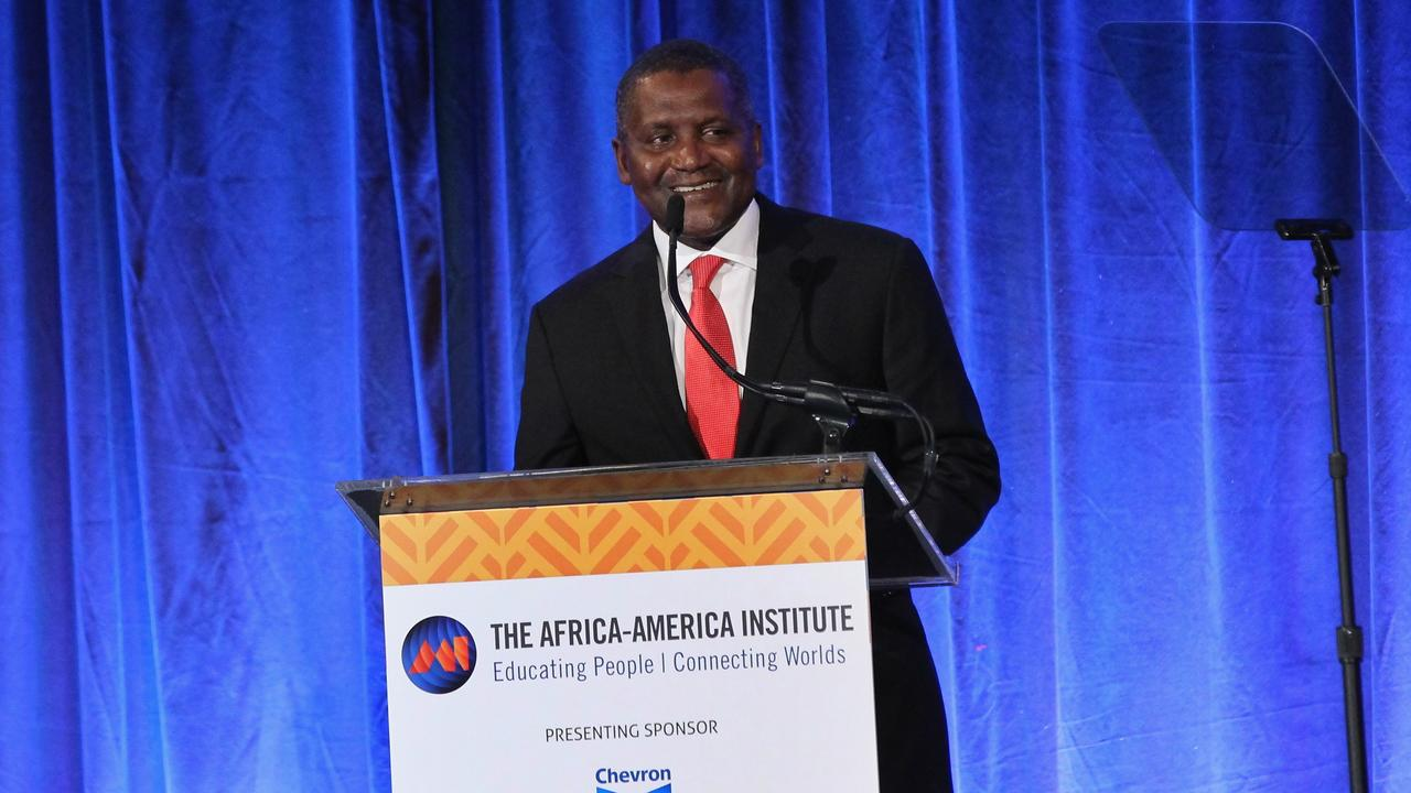 Who is Africa's richest man Aliko Dangote?