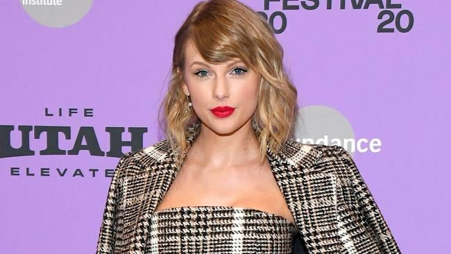 Taylor Swift previously teased a snippet of the re-recorded track. Picture: Getty Images.